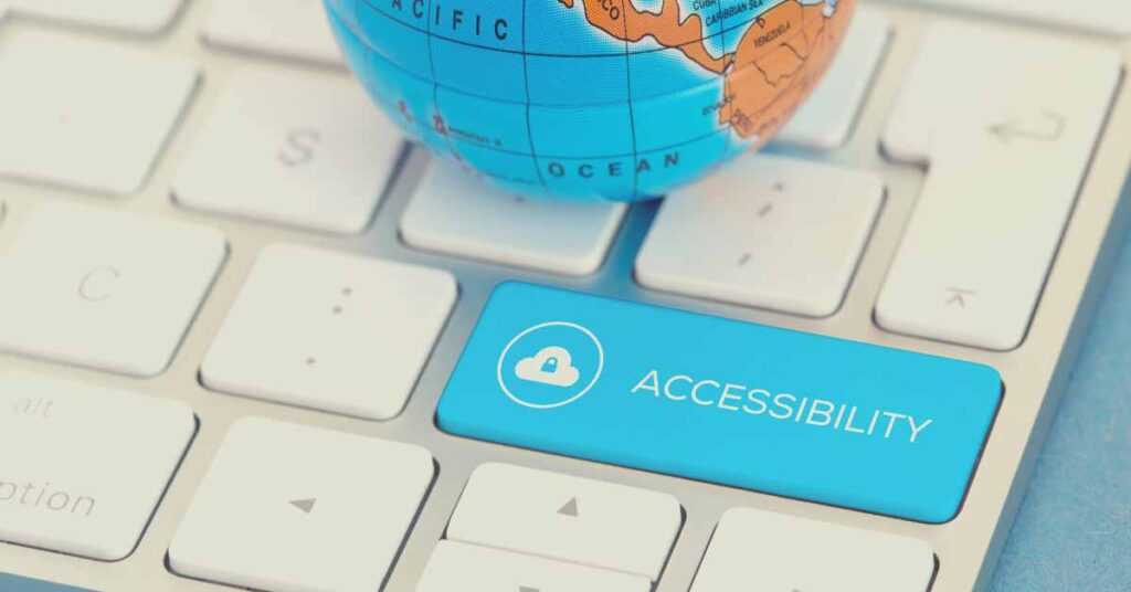 Vitual events make accessabilty easy